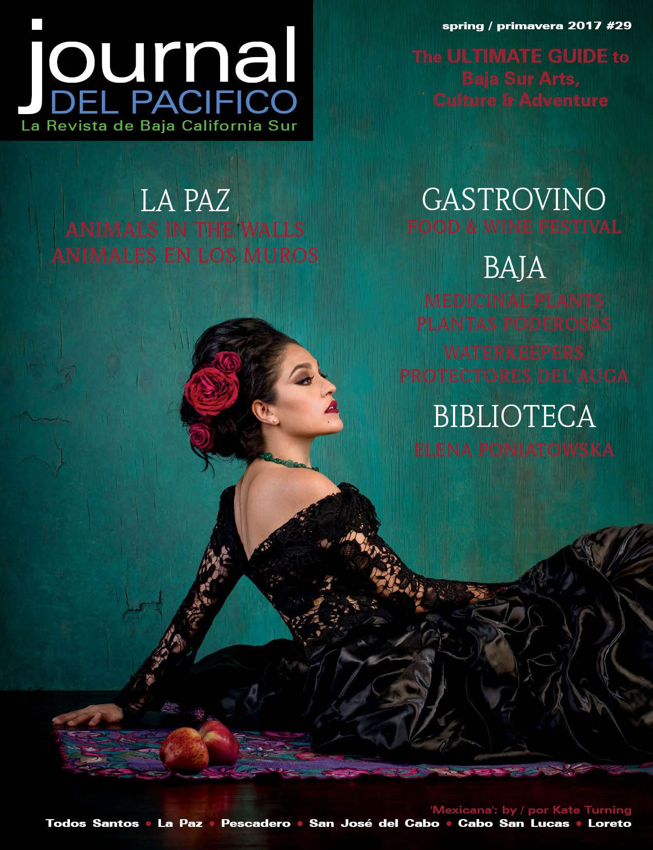 Spring 2017 Issue of Journal del Pacifico