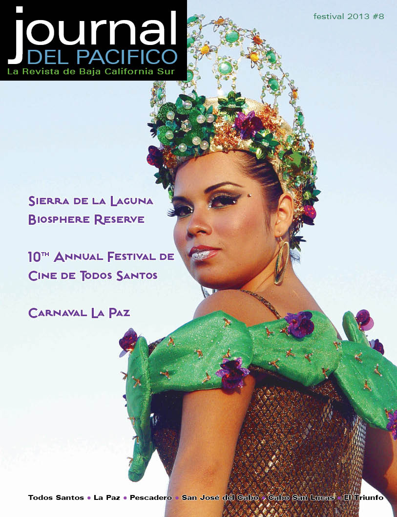 Festival 2013 Issue of Journal del Pacifico