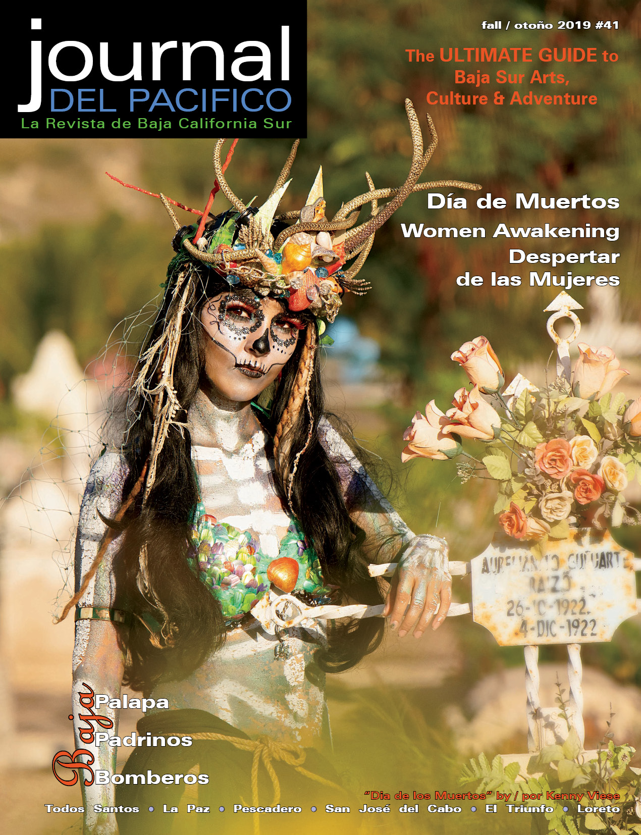Fall/Otoño 2019 Issue of Journal del Pacifico