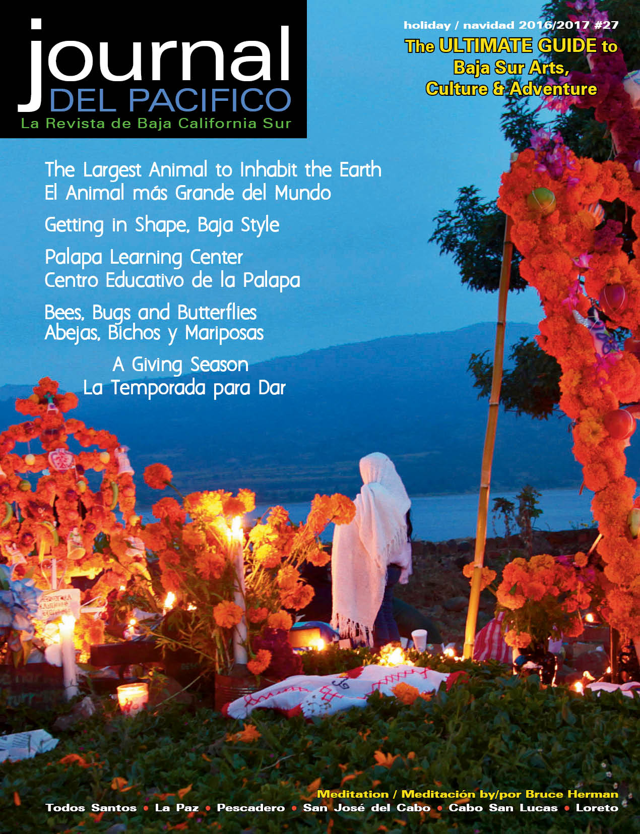 Holiday 2016/2017 Issue of Journal del Pacifico