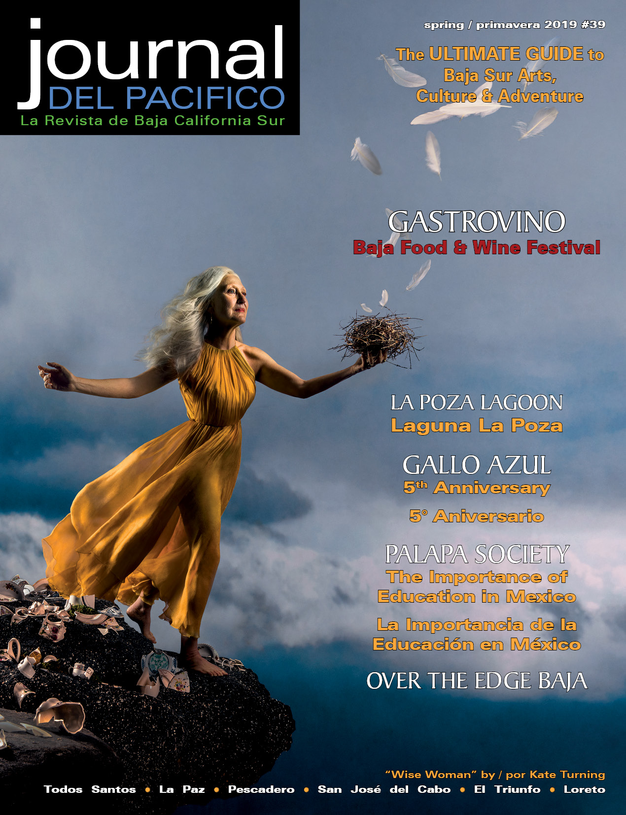Spring/Primavera 2019 Issue of Journal del Pacifico