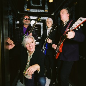Robyn Hitchcock & the Venus 3, with Peter Buck, Bill Rieflin, and Scott McCaughey