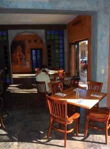 Hotel Casa Tota restaurant bar Todos Santos Mexico