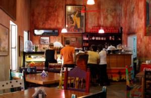 Caffe Todos Santos, Todos Santos, Baja, Mexico
