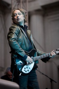 Peter Buck of REM