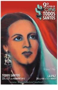 Festival de Cine Todos Santos poster, Todos Santos, Baja, Mexico