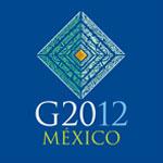 G20 Cabo logo, G2012 Mexico