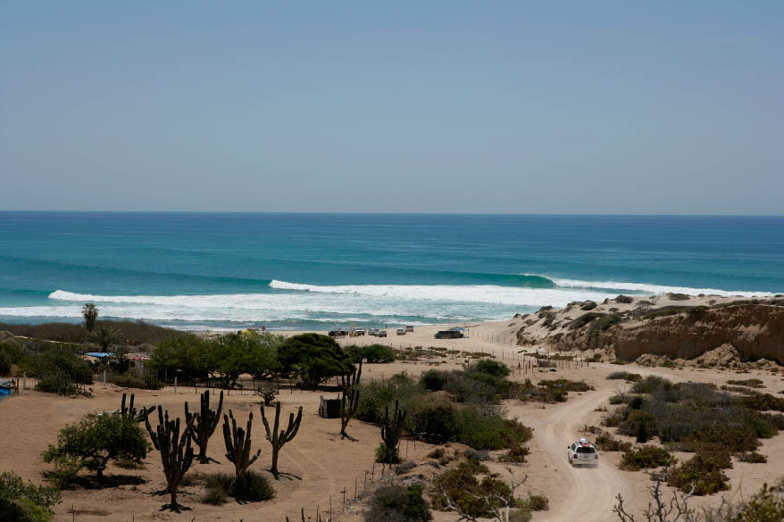 Mario S Guide To Surfing The Cape Journal Del Pacifico