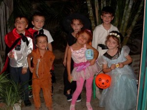 Halloween 2009, Todos Santos, Baja, Mexico
