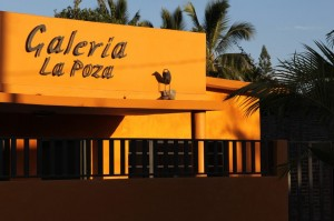 Galeria La Poza, Todos Santos, Baja, Mexico
