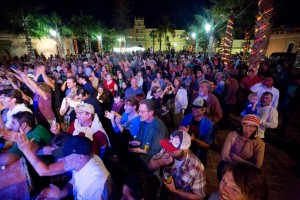 Todos Santos Music Festival Plaza Concert, photo: Vivian Johnson, Todos Santos, Baja