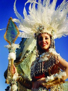 Carnaval La Paz, photo by Fernando Sanchez Bernal, La Paz, Baja, Mexico