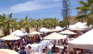 Gastrovino Festival, Todos Santos, Baja, Mexico