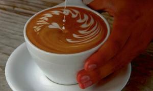 Espresso from Baja Beans Roasting Company, Baja, Mexico