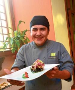 Chef Dominguez, Grupo Guaycura Gastronomico, Todos Santos, Baja, Mexico