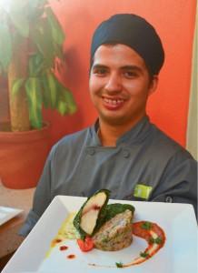 Chef Jesus Sanchez, Grupo Gastronomico Guaycura, Todos Santos, Baja, Mexico