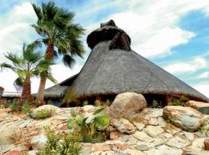 """""""La Palapa"""" Ocean View Restaurant, Todos Santos, Baja, Mexico"""