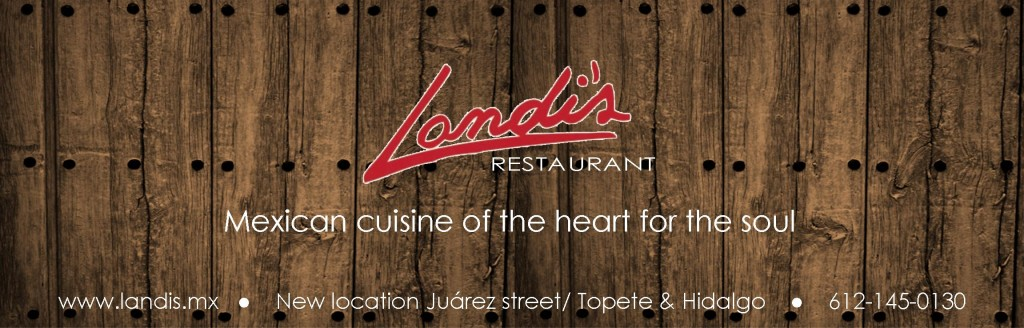 Landi's Restaurant, Todos Santos, Baja, Mexico