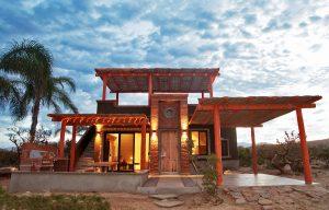 Pueblo Pescadero home