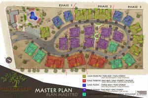 Pueblo Pescadero master plan