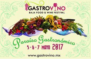 Gastrovino Baja Food & Wine Festival 2017 ad