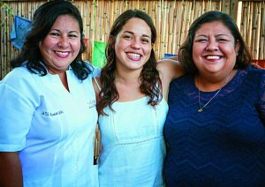 Padrino Children's Foundation staff