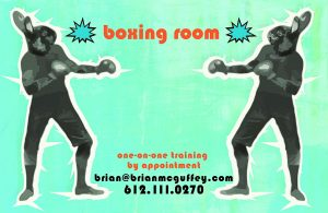 The Boxing Room, Brian McGuffey, Todos Santos, BCS, Mexico