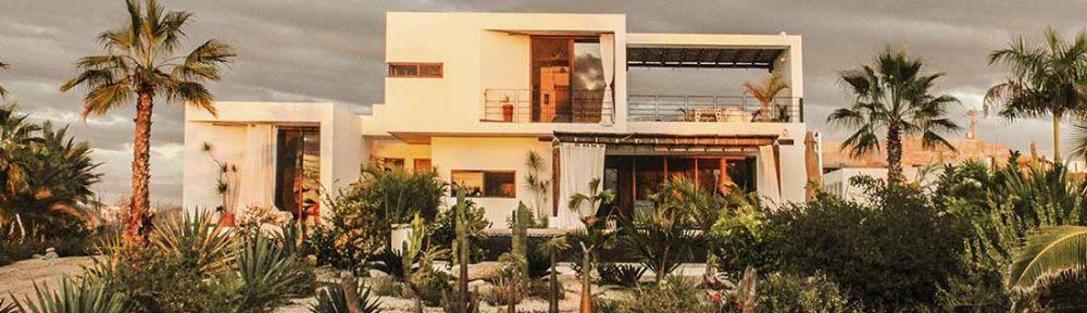 Casa Dara, Irving de La Rosa, Todos Santos, Baja, Mexico