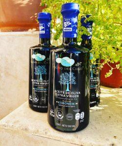 Baja Olive Oil from Que Rico, Todos Santos, Baja, Mexico