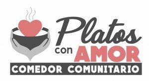 Platos con Amor logo